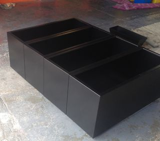 Rectangle Box Planter